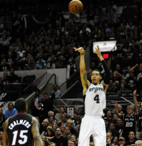 Danny Green of the World Champion San Antonio Spurs will be hosting his third annual basketball camp at Floral Park Memorial High School.