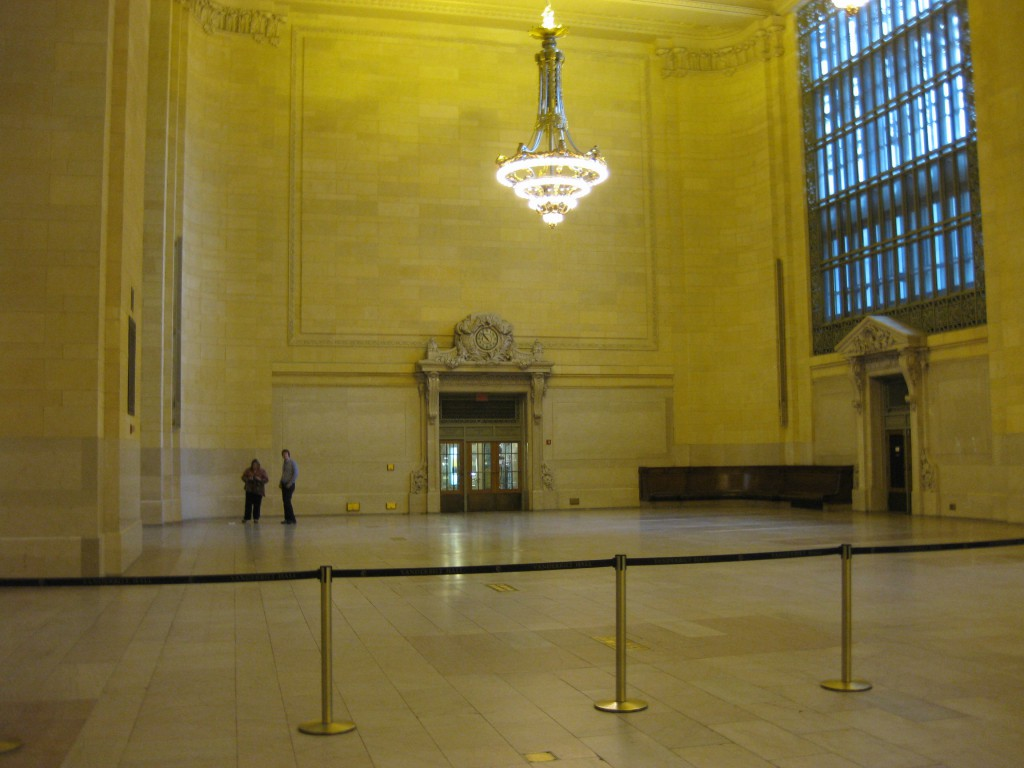 Grand Central Station's Vanderbilt Hall is the proposed site for a 16,000-square-foot food hall