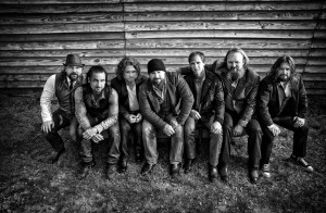 Zac Brown Band (Photo by Cole Cassell/Southern Reel)