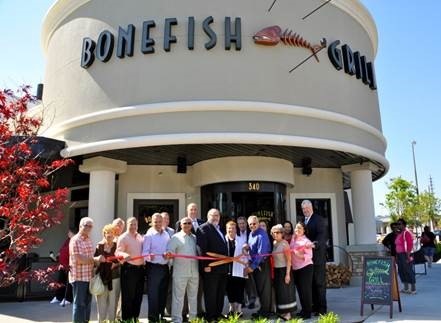 Grand Opening At Rvc Bonefish Grill