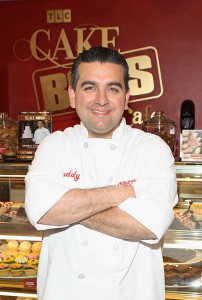 Team Tan competed on Cake Boss Buddy Valastro's TLC show,  Next Great Baker