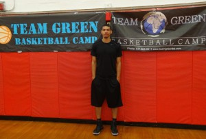 Danny Green will be holding two more basketball camps in North Babylon in the next few weeks.
