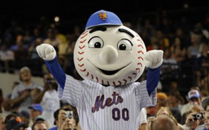Mr. Met will also be appearing at the Manhasset Citibank along with Doc Gooden on Friday, July 18.