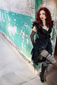 Pretty Poison vocalist Jade Starling will be performing at New York City's Resort World's Casino on Friday, July 18 (Photo by Gretchen Johnson)