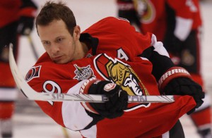 After tiring of being a media scapegoat in Ottawa, Jason Spezza forced a trade to the Dallas Stars.