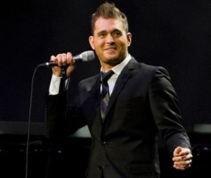 Michael Bublé will be playing two dates at Madison Square Garden