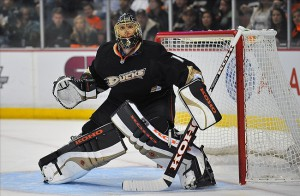 Landing elite netminder Jonas Hiller was the big bet for the Calgary Flames on the free agent market