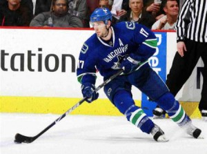 Ryan Kesler was the big addition for the Ducks, which was prior to free agency starting