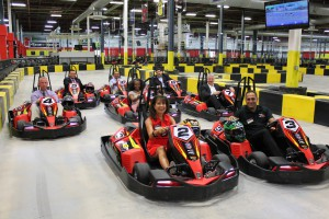 Pole Position opened its first Long Island site in Farmingdale recently