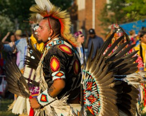The Thunderbird American Indian Mid-Summer Pow-Wow is the longest-running American Indian Pow-Wow