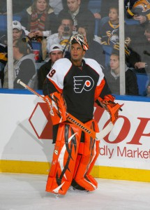 Resigning goalie Ray Emery was one of the few moves Flyers GM Ron Hextall could do during this free agent season.