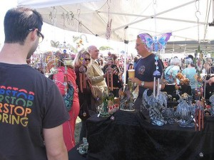Expect lots of craft booths to be featuring wares at the Eisenhower Park Fair on the Green