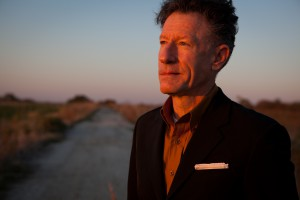 Lyle Lovett (Photo by Michael Wilson)