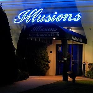 Illusions Gentlemen's Club in Deer Park (Photo courtesy of Gentlemensreview.com)