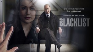 A backstage tour of the Blacklist set is one of the festival's raffle prizes