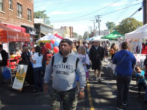 The Mineola Street Fair has been a popular event for the past two decades