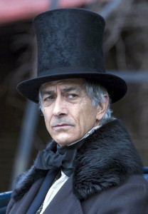 New York's William Seward, as he appeared in the 2012 film Lincoln, portrayed by David Strathairn.