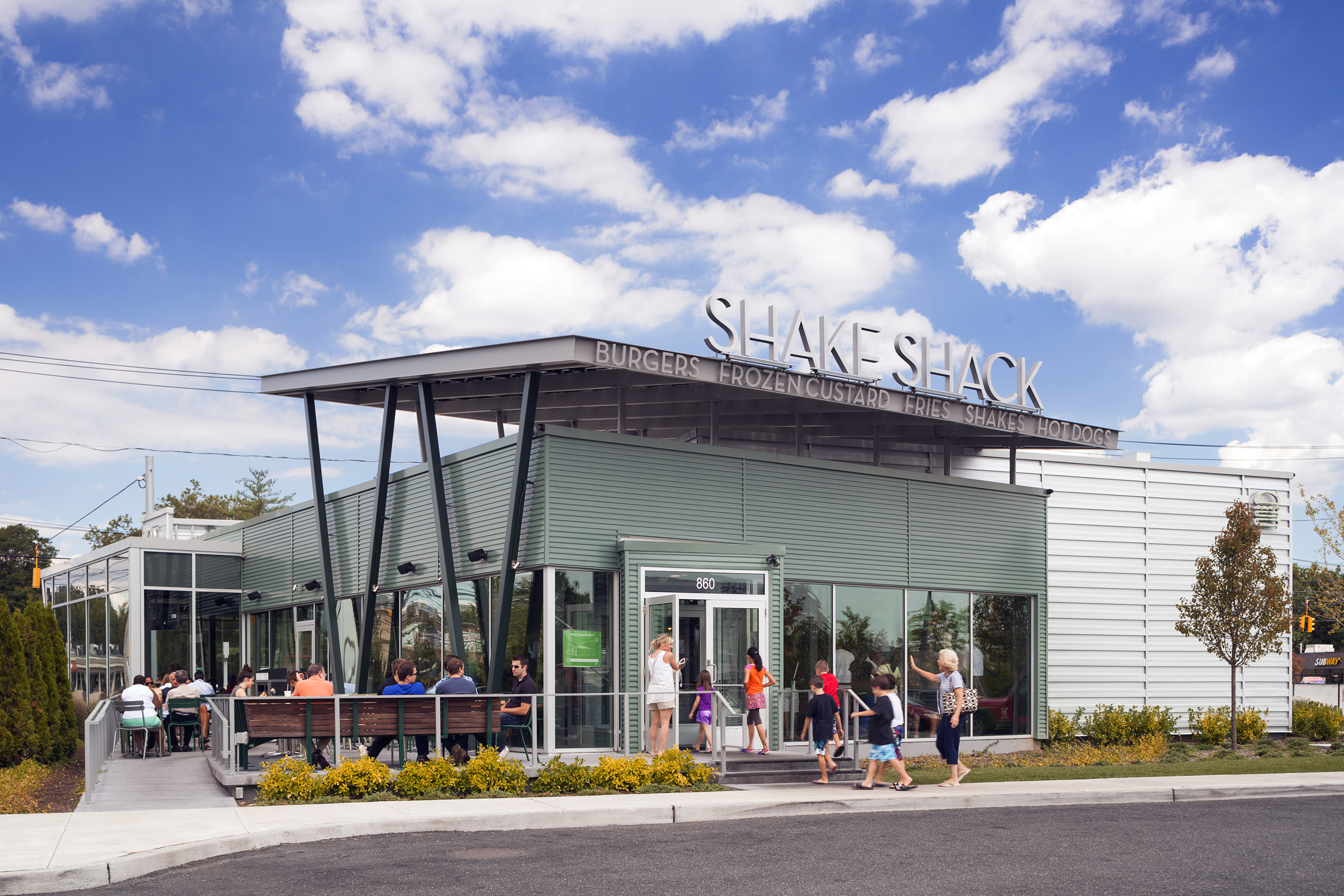 Shake Shack Long Island Ny