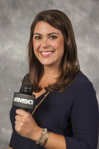Shannon Hogan is the newest member of the New York Islanders on-air television team over at MSG Network.