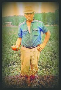Meyers Farm Grandfather, Peter J. Meyer Jr.mid 1960's