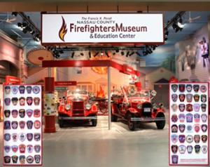 Nassau County Firefighters Museum - Garden City, NY (file / credit: NCFM)