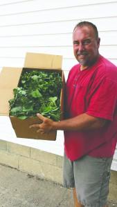Meyers Farm Co-owner Pete Meyer