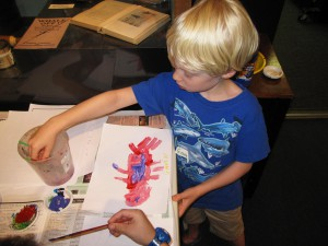 Create Station at Cold Spring Harbor Whaling Museum
