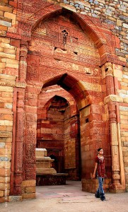 The Tomb of Iltutmish  (Photo by Christopher Chan)