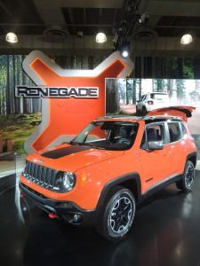 2015 Jeep Renegade (Photo by Christy Hinko)