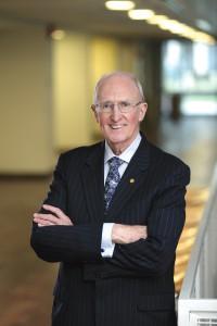 Dr. Robert A. Scott (Photo by Michael Paras)