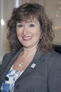 Mayra DiRico, director of retail banking at Astoria Bank (Photo courtesy of Samantha Geyer)
