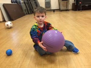 The Adler Center for Special Needs Sunday social skills and fitness program at the Mid-Island Y JCC in Plainview