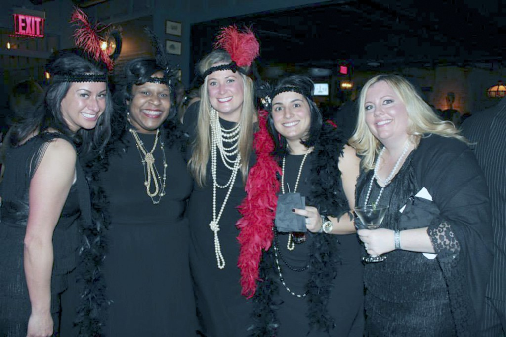 Jennifer Livingston, Alicia Aguilera, Morgan Moccia, JoAnn Moccia and Abby Sheeline