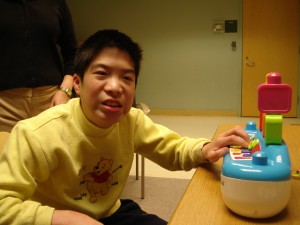 The Toy Lending Center in Farmingdale provides toys to children with special needs.