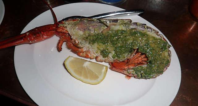 Lobster Tamale | Lobster House