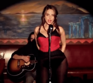 Alexa Ray Joel's recent run at Cafe Carlyle has been well received