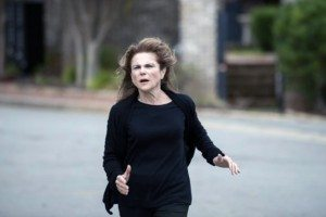 Tovah Feldshuh as Deanna Moore in The Walking Dead (Photo by Gene Page/AMC)