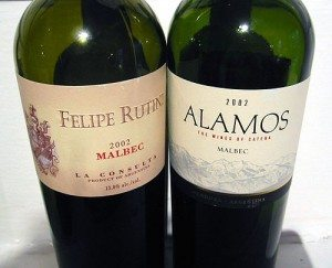 Malbec is a wine originating in Argentina that's one of the more popular reds coming out of South America.