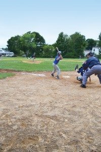 Little League Baseball reported that as of 2012, baseball and softball participation was down 6.8 percent.