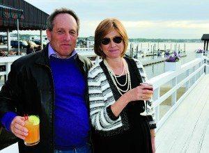 Gary and Cathy Krellenstein