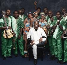 Femi Kuti and Positive Force