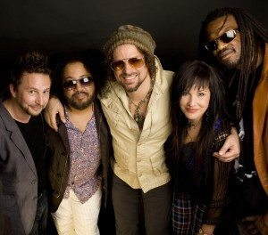 Rusted Root 2015