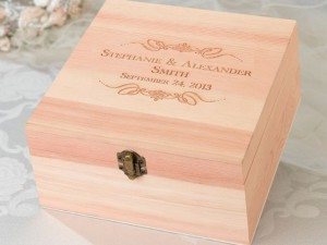 Meaningful Wedding Gift For Older Couple : pretty box is a great place to hold tangible memories from your ...