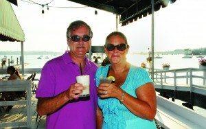 Tab and Maureen Hauser