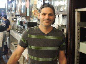 Eddie's Sweet Shop proprietor Vito Citrano