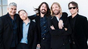 Foo Fighters (Photo by Ringo Starr)