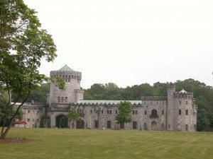 The castle at Sands Point (Photo by Charles Burns)