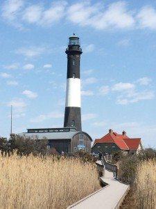 Fire Island Lighthouse (Photo by Christy Hinko)
