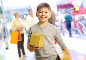 Often the reason for a student giving a gift is as important as what's being given.