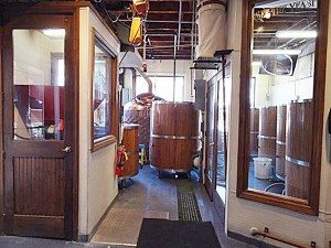 Davidson Brothers Restaurant & Brewery has been brewing—and serving—beer on-site for nearly 20 years.